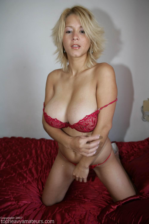 Big natural breasts amateur