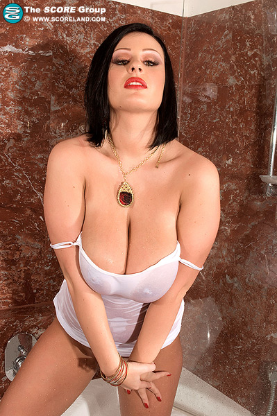 image Big boobs babes take delight arousing themselves with toys